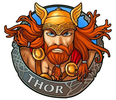 Hall of Gods Thor