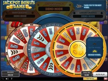 Hunt for Gold Jackpot Bonus