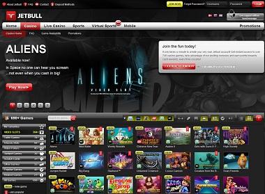 Jetbull Aliens