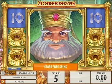 King Colossus Casino Slot
