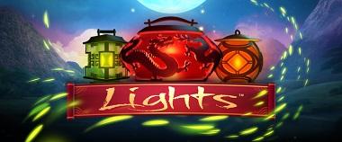 Lights Banner NetEnt