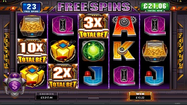 RoboJack Free Spins