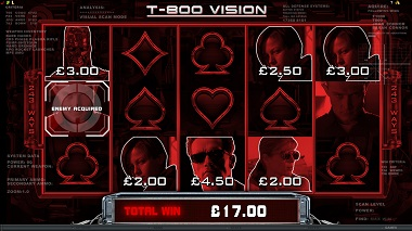 Terminator 2 slot online