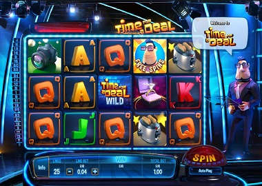 Time For a Deal Slot Game