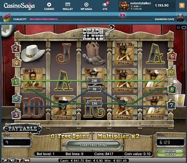 Casino Saga Big Win