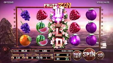 Fruit Zen Slot Betsoft