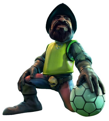 Gonzo's Quest Football
