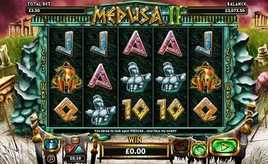 Medusa II Screenshot