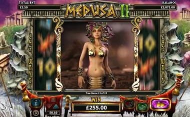 Medusa 2 slot - Casumo Casino