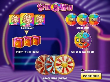 Spin & Win Slot Play'n GO