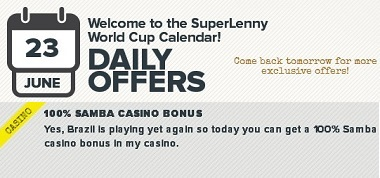 SuperLenny Daily Offers