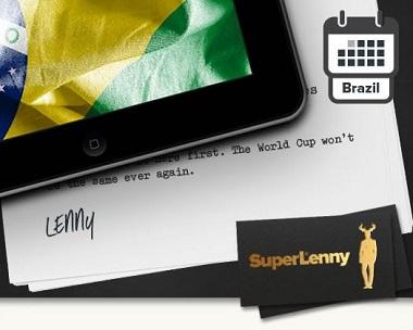 SuperLenny World  Cup Calendar