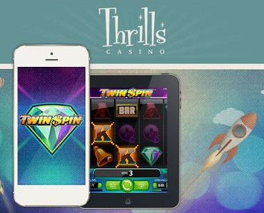 Earn 50 Extra Free Spins On Twin Spin Today - NetEnt Stalker