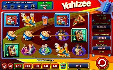 Yahtzee Online Slot
