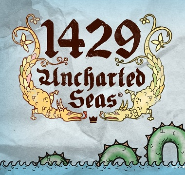 1429 Uncharted Seas Slot Game