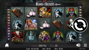 Blood Suckers Touch Mobile