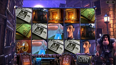 Dr Jekyll Mr Hyde Free Spins