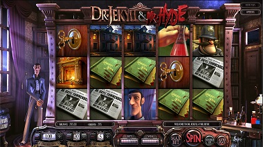 Dr Jekyll Mr Hyde Slot Game