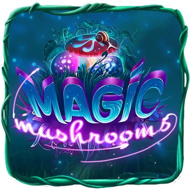 Magic Mushrooms Slot Icon
