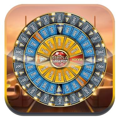 Mega Fortune Dreams Jackpot Wheel