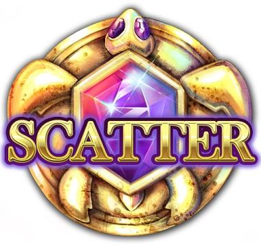 Casino scatter