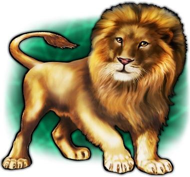 Serengeti Diamonds Lion Symbol