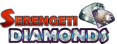 Serengeti Diamonds Slot Logo