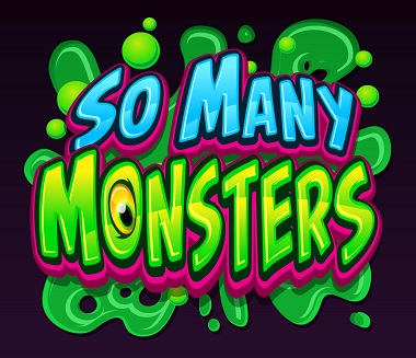 So Many Monsters Slot Logo