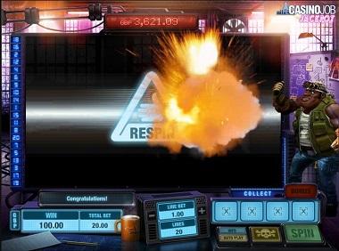 The Casino Job Jackpot Respin