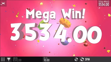 Big Win Fruit Warp Slot