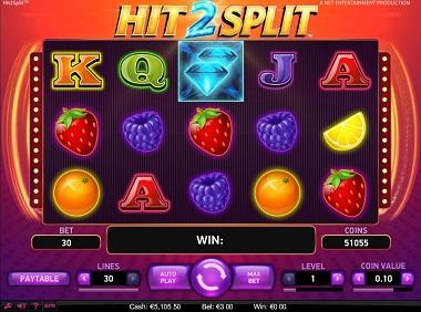 Hit2Split Free Spins