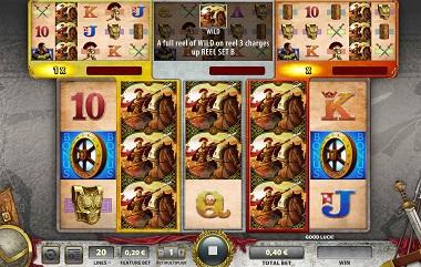 Roman Chariots Screenshot