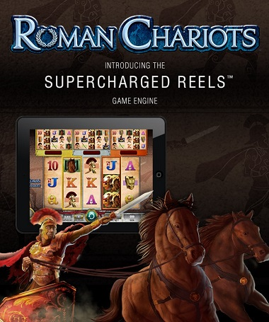 Roman Chariots Williams Interactive