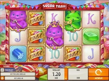 Sugar Trail Slot Game