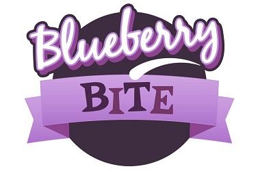 Sunny Scoops Blueberry Bite