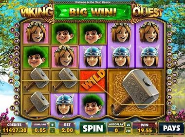 Viking Quest Casino Slot