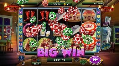 Big Win Wild West Slot