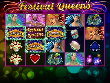 Festival Queens Casino Slot