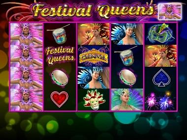 Festival Queens Screenshot