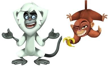 Go Bananas Symbols
