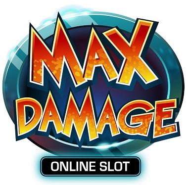 Max Damage Online Slot Microgaming