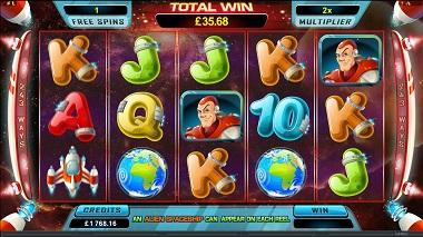 Max Damage Slot Free Spins