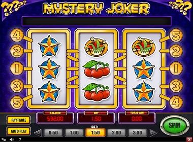 Mystery Joker Play'n GO Slot