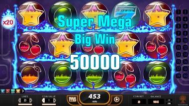 Pyrons Slot Big Win