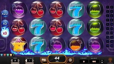 Pyrons Slot Symbols
