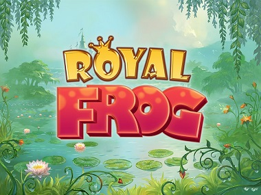 Royal Frog Slot Quickspin