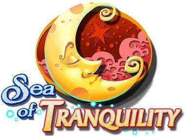 Sea of Tranquility Slot Logo