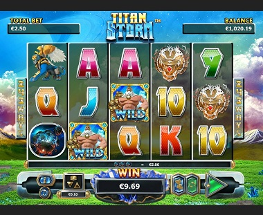 Titan Storm Slot Game