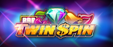 Twin Spin Banner