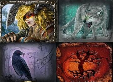 Viking Vanguard Slot Symbols